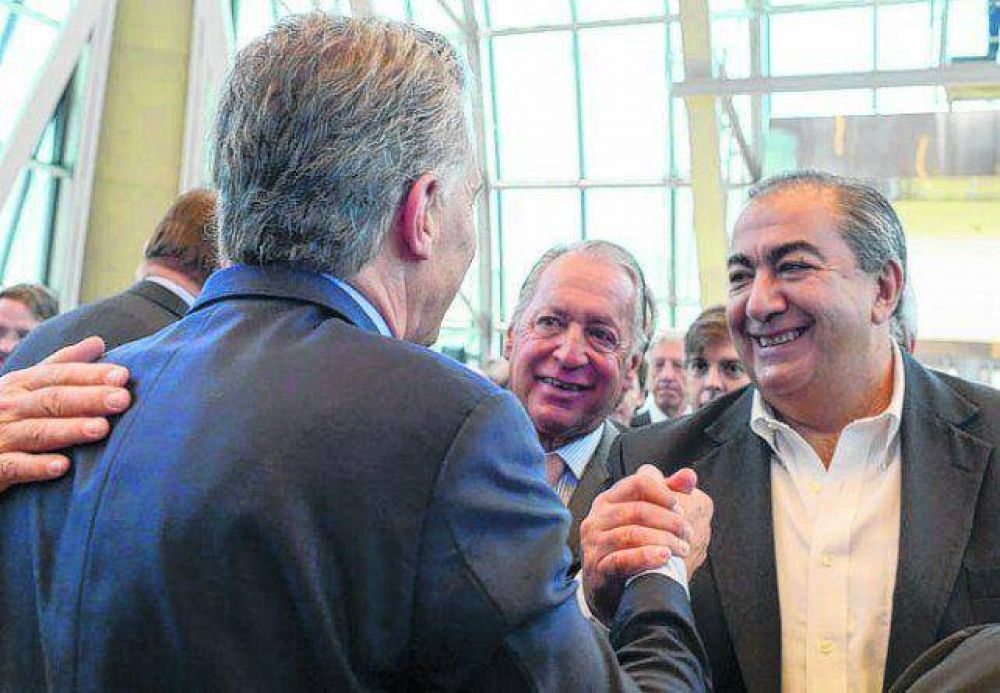El titular de la CGT Héctor Daer tuvo dos reuniones secretas con Macri en olivos, que coinciden con el intento de reforma laboral