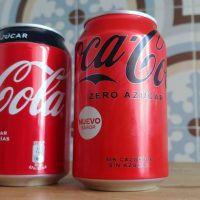 Coca-Cola Zero cambia silenciosamente el diseño de sus latas y da un paso hacia la sostenibilidad