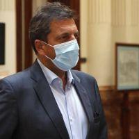 Con aportes de la CRA, Massa apura la ley para penalizar los ataques a silobolsas