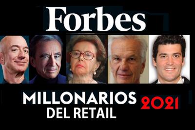 Estos son los millonarios del retail en Latinoamérica según Forbes