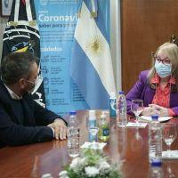 """Cabandié en Río Gallegos: """"Argentina tiene que desarrollarse con hombres y mujeres apasionados por la gestión pública"""""""