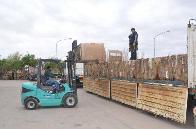 Se realizó la venta de materiales recuperados