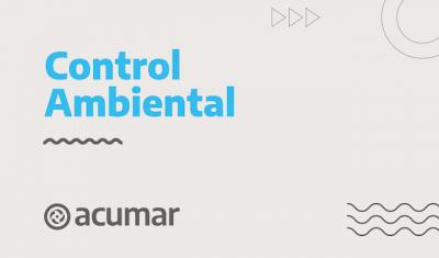 ACUMAR tiene disponible en la web los datos del personal de fiscalización