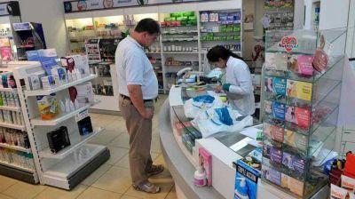 Las farmacias salteñas están en crisis por la falta de pago de las obras sociales