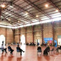 Petrecca encabezó una nueva reunión de la Mesa Sanitaria, Económica y Social