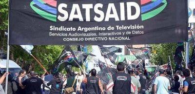 El Satsaid rechazó una oferta del 18% semestral para trabajadores de canales abiertos