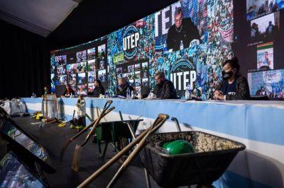 """UTEP: """"Para empezar con la Reconstrucción Argentina la prioridad deben ser los últimos de la fila"""""""