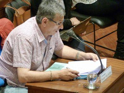 """Villagra y Barberio, de la CGT Avellaneda, contaron que los 135 municipios estaban """"con el sistema de salud destruido"""""""