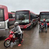 """Vuelve """"a medias"""" el transporte en Córdoba: el detalle de lo acordado"""