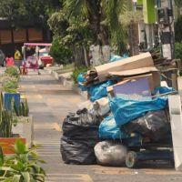 En Bucaramanga, sigue el irrespeto al 'urbanismo táctico'