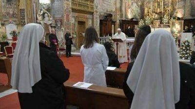 Misa del Papa: