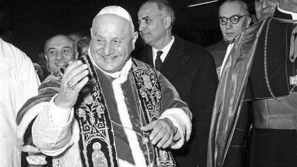 Cuando 58 años atrás Juan XXIII lanzó una encíclica que provocó grandes cambios en favor de los más humildes