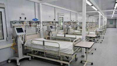 ¿Qué distritos bonaerenses están al límite de ocupación de camas de terapia intensiva?