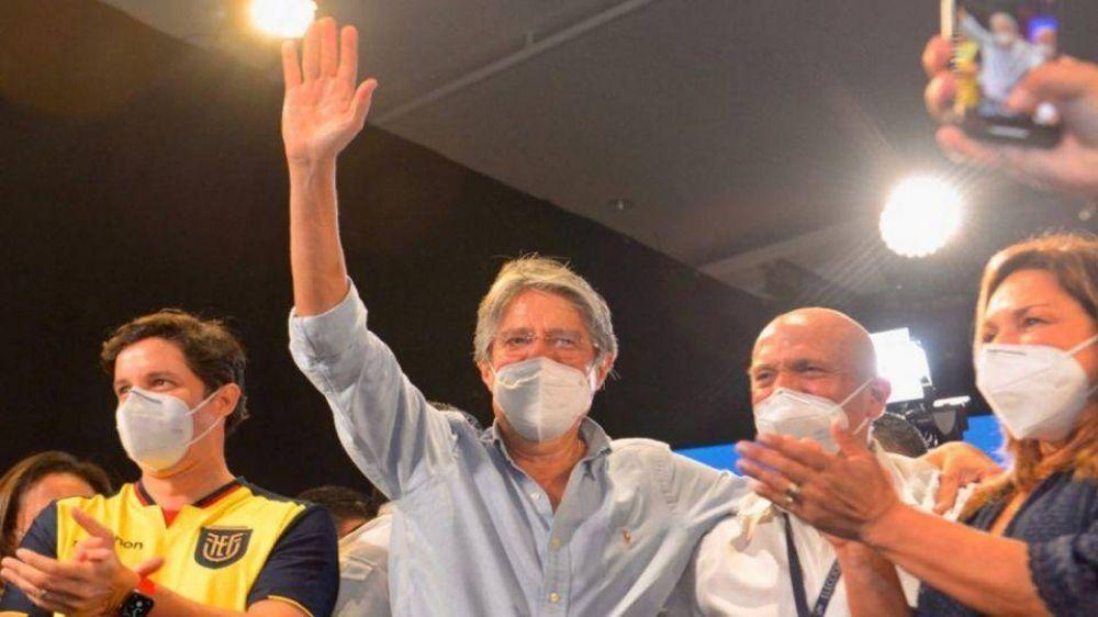 Elecciones en Ecuador: Guillermo Lasso venció a Andrés Arauz y es el nuevo presidente electo
