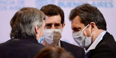 Massa, Wado y Máximo, los negociadores en el medio de la grieta