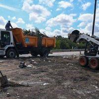 Córdoba retiró 15.122 toneladas de residuos de canales y basurales
