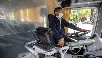 Tras quejas de choferes, la UTA pide vacunas y denunció incumplimiento de protocolos