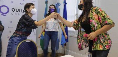 Lanzaron en Quilmes un programa que garantiza al colectivo trans el acceso a estudios