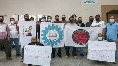 Solidaridad internacional con trabajadores de La Constancia