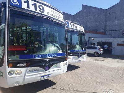 La UTA denunció que las empresas de transporte no cumplen con los protocolos sanitarios y le exigió al Gobierno de la provincia de Buenos Aires que se vacune a los choferes