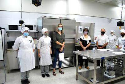 El gremio pastelero reforzó vínculos con la Fundación Friedrich Ebert