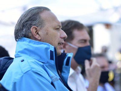 UPSRA «trucha»: Requelme salió a decir que se iba a reunir con Berni y desde la Provincia lo desmintieron