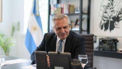 Alberto Fernández felicitó a Guillermo Lasso, presidente electo de Ecuador