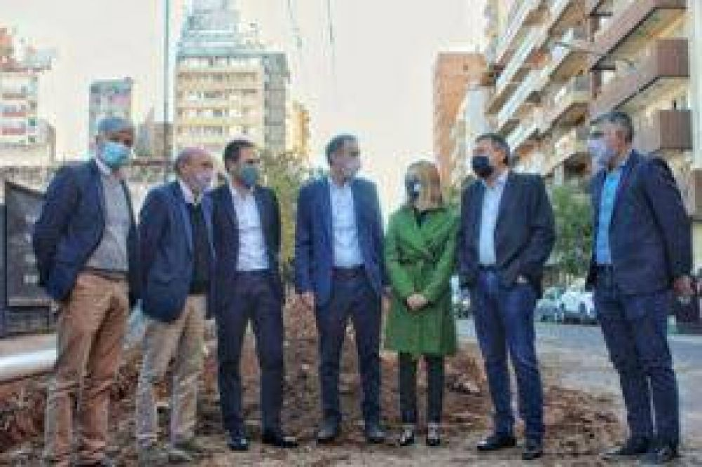 Katopodis y HpC coincidieron en las deudas de Macri con Córdoba