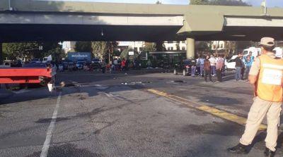 Una protesta gremial impide las exportaciones de pollo, carne bovina y frutas