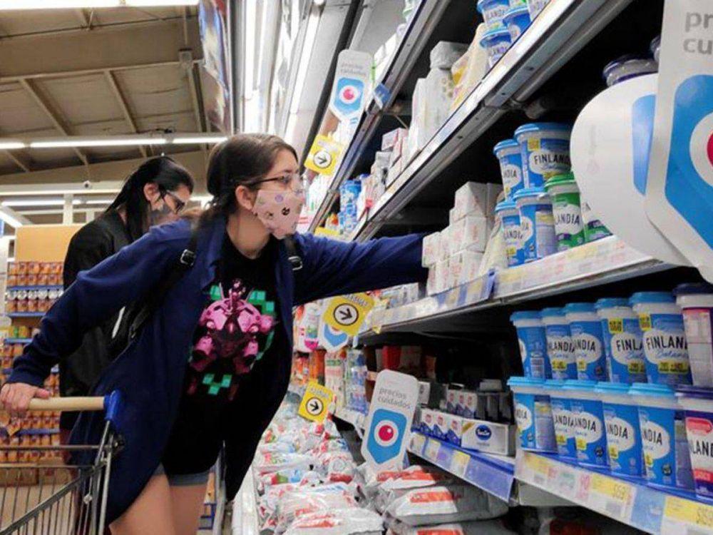 Inflación sin freno: la suba de los alimentos y el riesgo que enfrenta el Gobierno