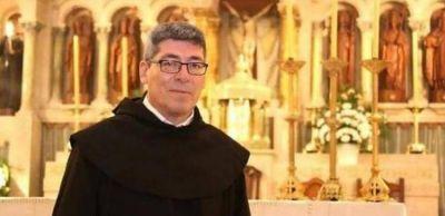 Un sacerdote argentino consultor de la Congregación de Vida Consagrada