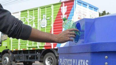 El programa Reciclá superó el millón y medio de materiales reciclables recolectados en todo Tigre