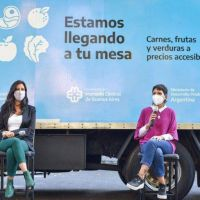 """Presentan el programa """"Mercado Federal Ambulante"""" en Quilmes"""