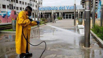 Vicente López: nuevas restricciones por COVID-19 en el municipio