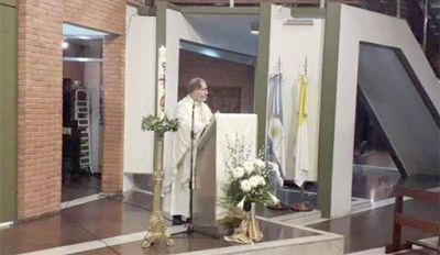 Misa por los 60 años de la creación de la diócesis de Avellaneda-Lanús