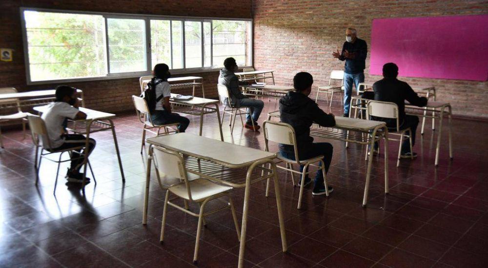 Córdoba: UEPC pide que se suspendan las clases presenciales en localidades con aumento de casos