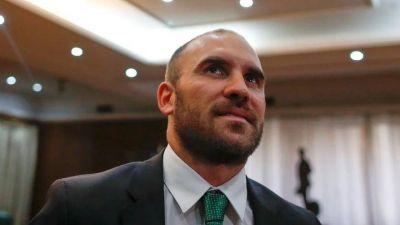 Dura pulseada interna: Guzmán, presionado por un ala del Gobierno que pide
