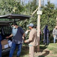 El RENATRE ofreció su estructura territorial bonaerense para vacunar a trabajadores rurales mayores de 60 años y temporales