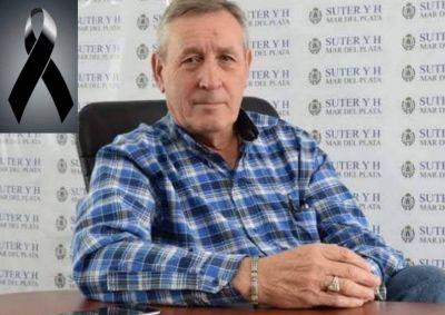 Murió el secretario general de Suteryh: estaba internado por coronavirus