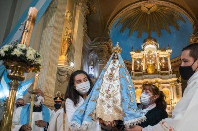Suspenden las celebraciones religiosas con asistencia de fieles en Catamarca