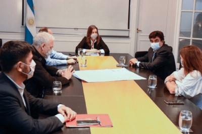 La Matanza | Espinoza y Frederic se reunieron por la inseguridad del distrito