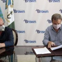Cascallares firmó convenios para realizar mejoras del hábitat
