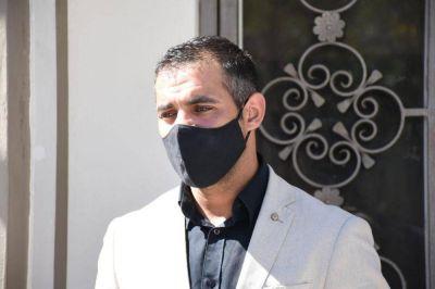 El jefe comunal ratificó ante la fiscalía que hubo fiesta ilegal en Potrero de Garay