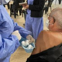 Más de 8500 personas vacunadas contra el COVID-19 en Carlos Paz