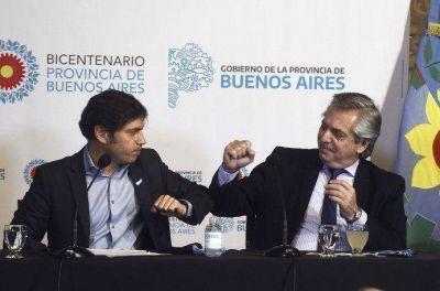 Kicillof y los intendentes del conurbano apoyaron las medidas del Gobierno