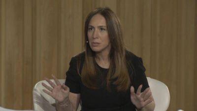 El regreso de Vidal: el plan V, su futuro en la política y un repaso de los años como gobernadora