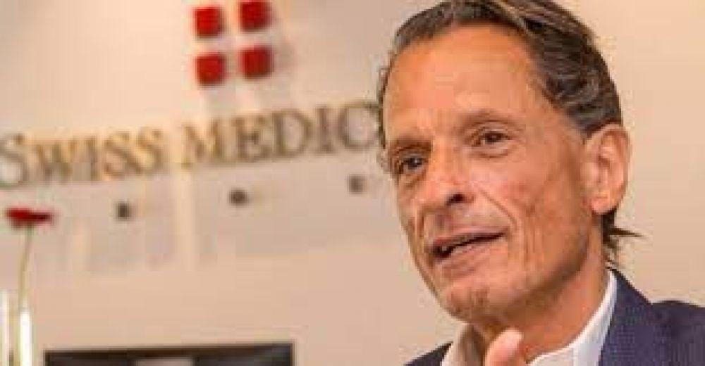 Belocopitt, de Swiss Medical, sobre la segunda ola: