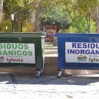 Iglesia renovó su sistema de recolección de residuos