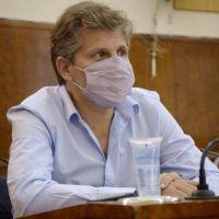 Ciano: El Ejecutivo debe trabajar más activamente en la prevención de contagio