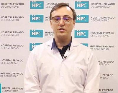 HPC: No descartan que de continuar esta situación se deba elegir a quien internar